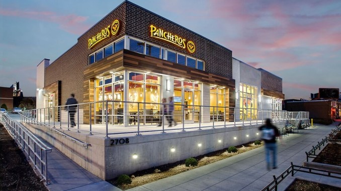 Pancheros Mexican Grill store