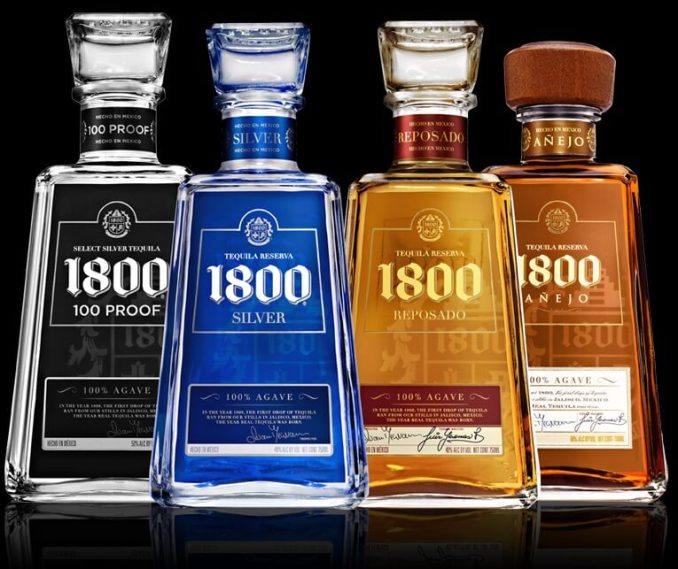 1800 Tequila prices