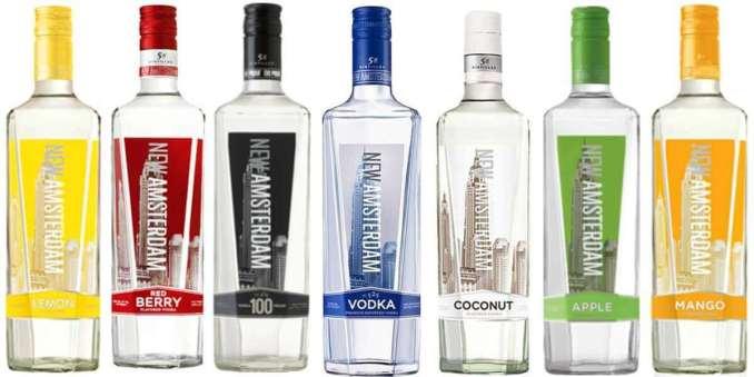 New Amsterdam Vodka prices