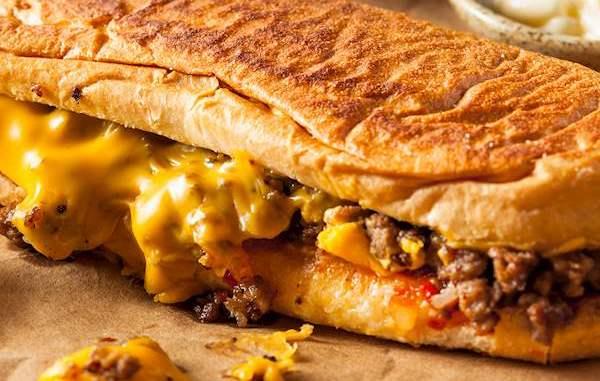 Chopped Cheese Sandwich recipe