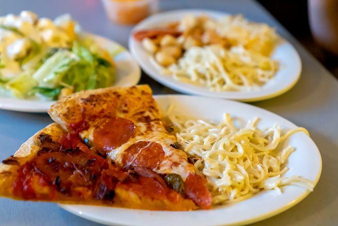 Amazing Jake's Food and Fun menu
