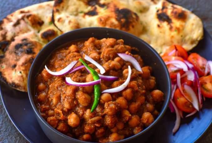 Amritsari Chole Kulcha recipe