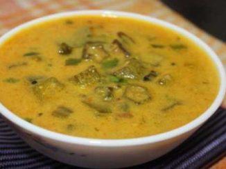 Bhinda ki Curry