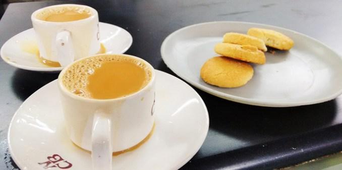 Hyderabadi Iranian Tea Recipe