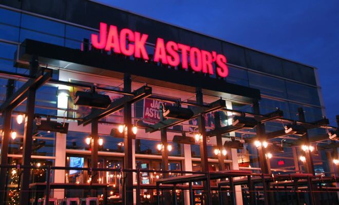 Jack Astor's Bar and Grill Franchise
