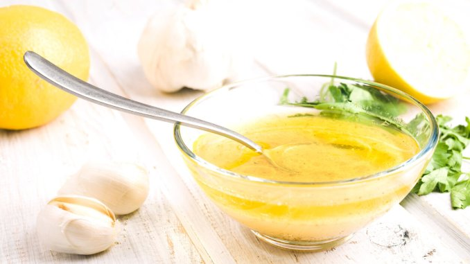 Vegan Lemon Sauce