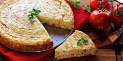 Vegetable Cheesecake Recipe
