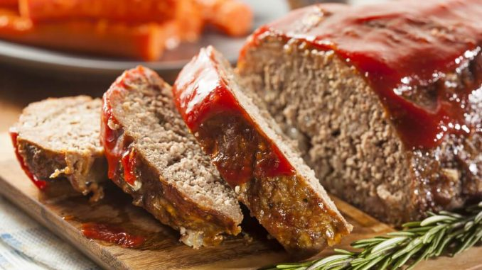 Venison (Deer) Meatloaf
