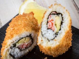 Crunchy Sushi Rolls