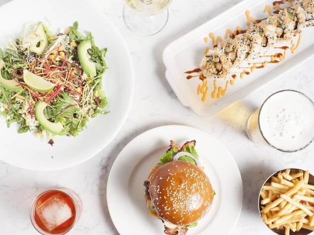 Earls Bar and Kitchen menu
