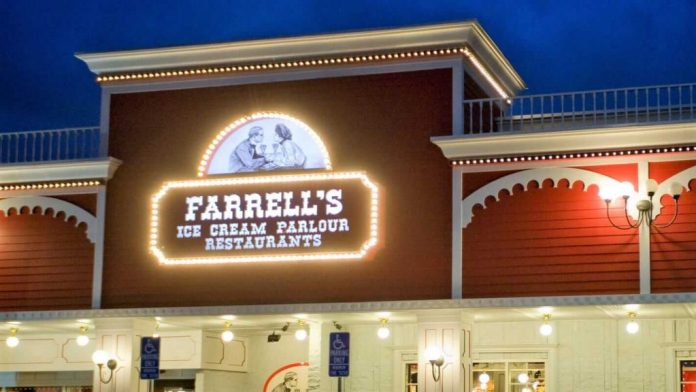 Farrell's Ice Cream and Restaurant franchise