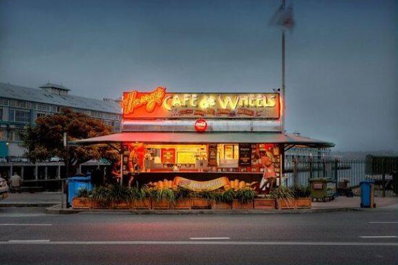 Harry's Cafe de Wheels franchise