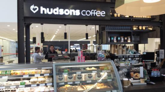 Hudsons Coffee franchise