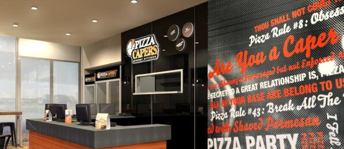 Pizza Capers Franchise
