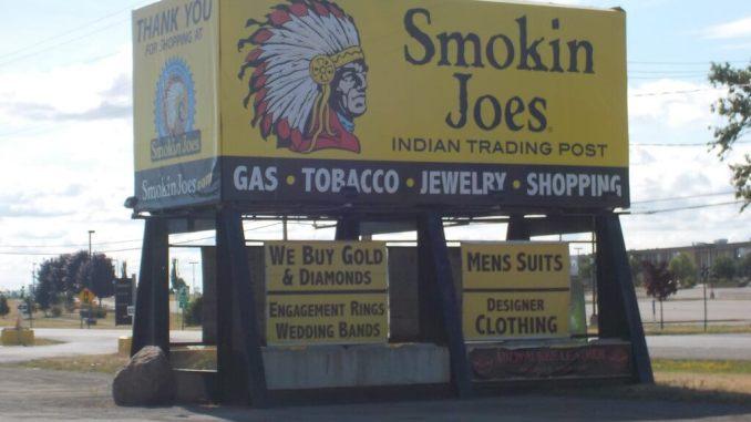 Smokin' Joes restaurant