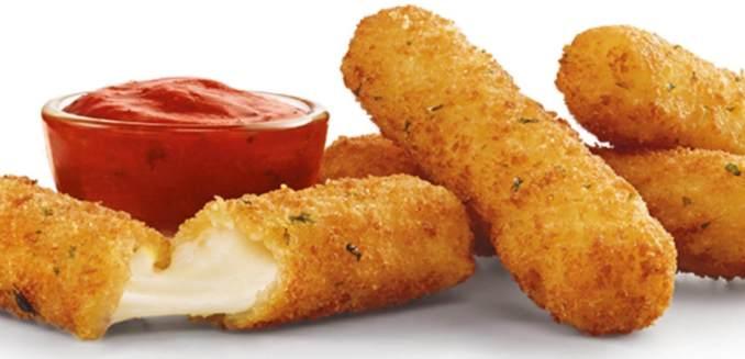 Sonic Mozzarella Sticks recipe