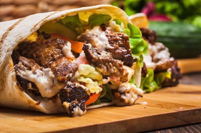 Kebab Turki Baba Rafi Menu