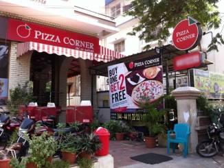 Pizza Corner store