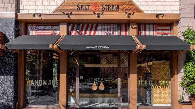 Salt and Straw Store