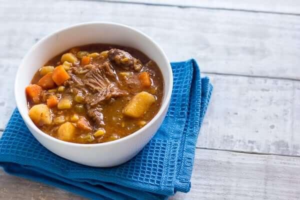 Pressure Cooker Beef Stew Recipe
