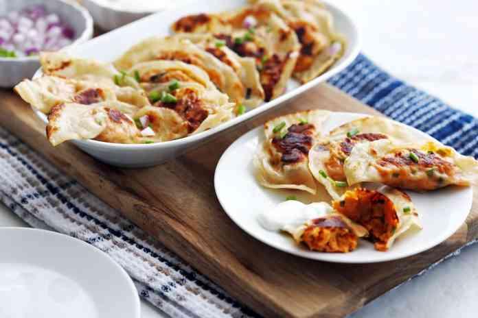 Sweet Potato Dumplings Recipe
