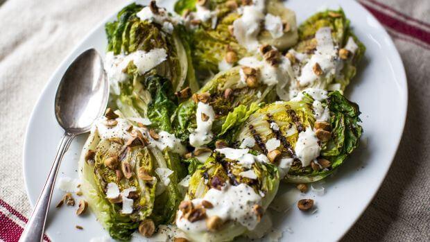 Baby Gem Lettuce Recipe