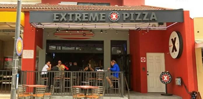 Extreme Pizza franchise