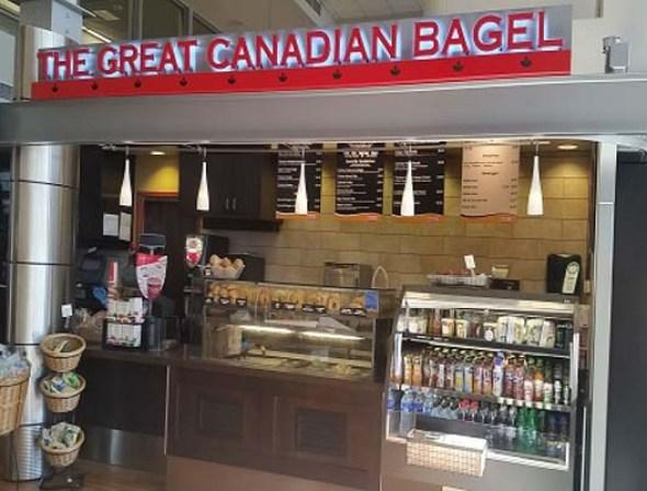 Great Canadian Bagel Franchise