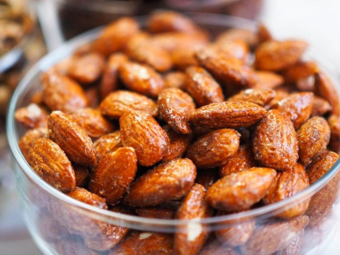 Sugared Almonds recipe
