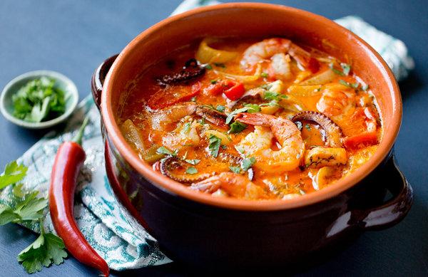 Brazilian Fish Stew Recipe
