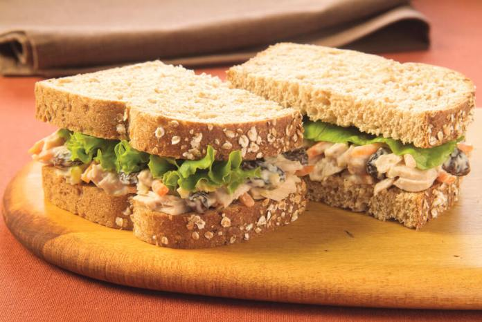 Tuna Salad Sandwich recipe