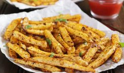 Jicama Chips recipe