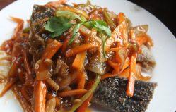 Escabeche Fish recipe