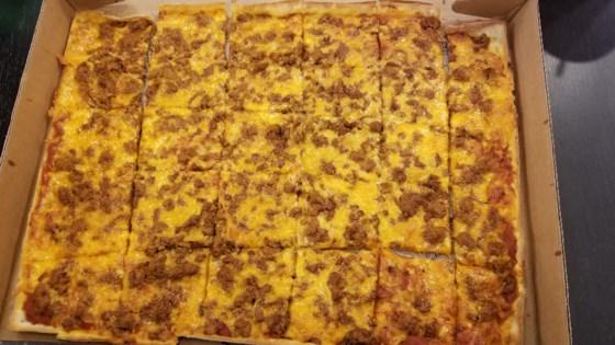 Fiestada Pizza recipe