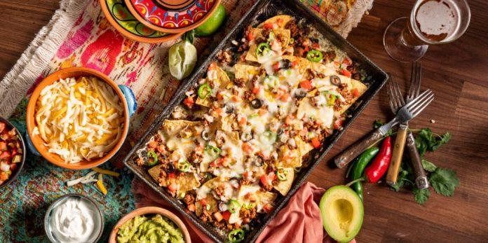 Nachos Grande recipe