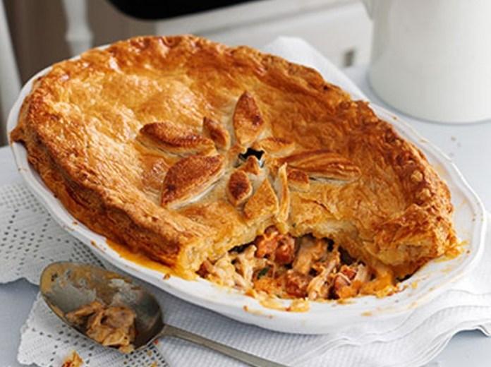 Sausage Pie Recipe