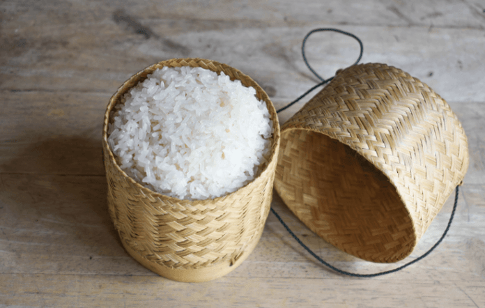 Sticky Rice recipe