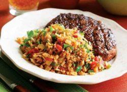 Southwestern Rice recipe