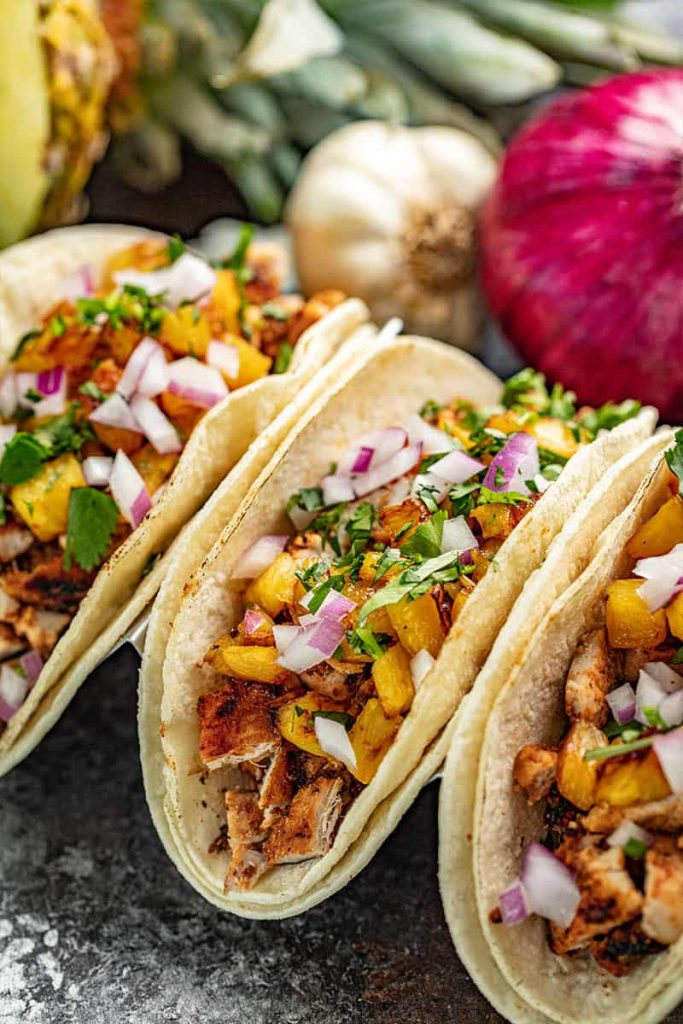 Quick Taco Al Pastor