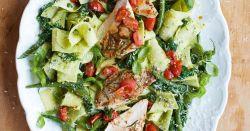 jamie oliver pesto pasta with chicken