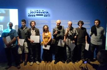 """Fotos de la inauguración de """"Barcelona 2000-2011"""" #bangulivaseraqui"""