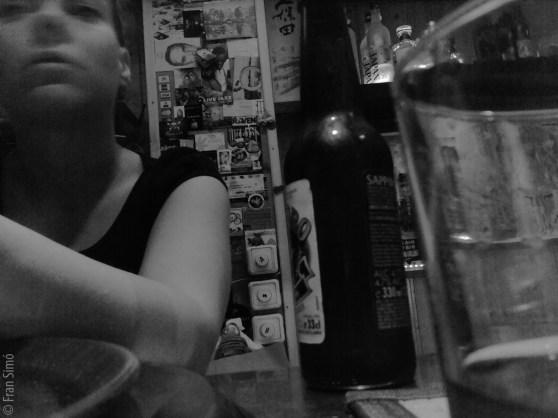 Sushiya Proceso: Polaroid 664