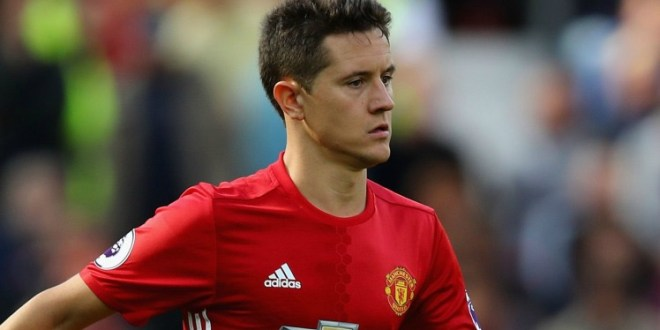 Ander Herrera for Manchester United