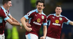 Joey Barton for Burnley