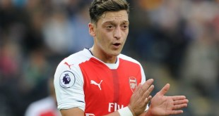 Mesut Özil for Arsenal