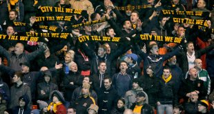Hull City supporters wanting Allam Out