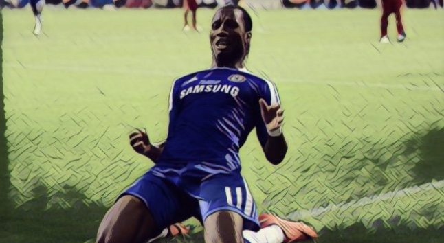 Five of the best - Didier Drogba goals