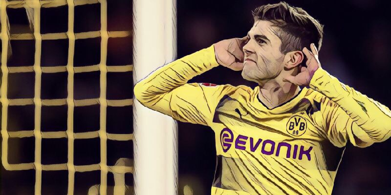 Chelsea favourites to beat Premier League rivals to sign Pulisic