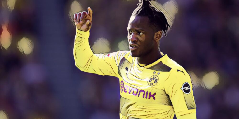 Dortmund not deterred by Batshuayi's £50m price tag