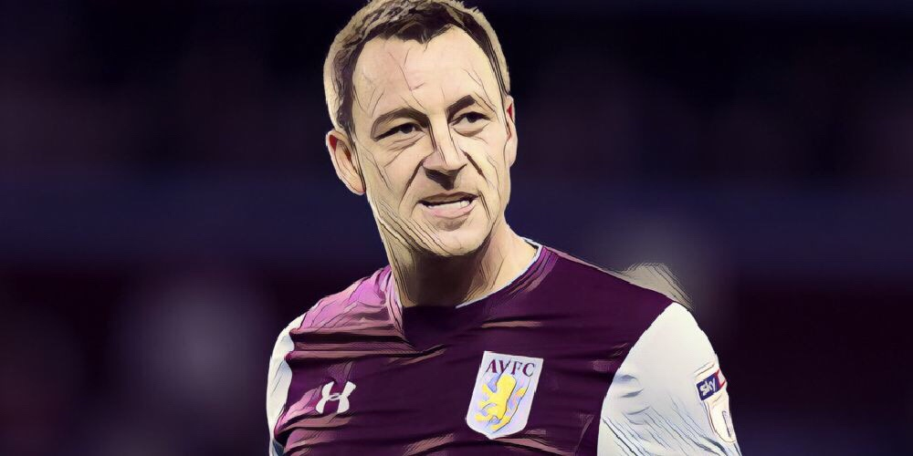 Terry 'excited' to begin 'new chapter' of his career as a coach with Aston Villa